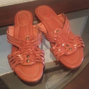 Beautiful Frye sandals